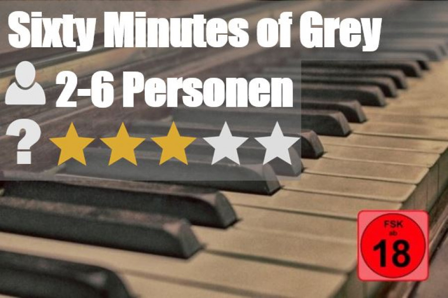Sixty Minutes of Grey